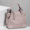 Růžová kabelka s přívěskem gabor, růžová, 961-5017 - 17