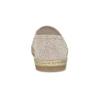 Dámské kožené espadrilky růžové bata, růžová, 533-5602 - 15