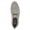 Pánské kožené Desert Boots šedé bata, šedá, 823-8655 - 17