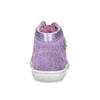 Kožené kotníčkové tenisky fialové richter, fialová, 123-5100 - 15