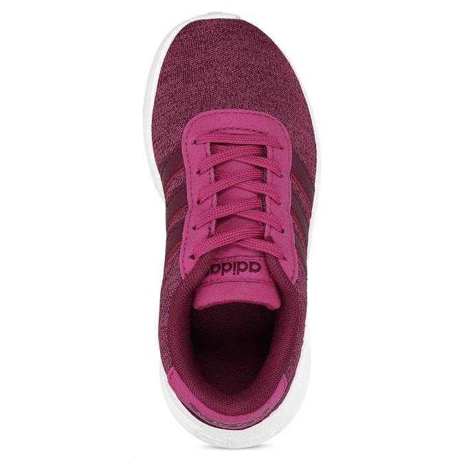 Dětské růžové tenisky ve sportovním stylu adidas, růžová, 309-5209 - 17
