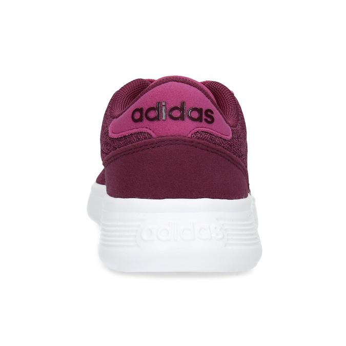 Dětské růžové tenisky ve sportovním stylu adidas, růžová, 309-5209 - 15