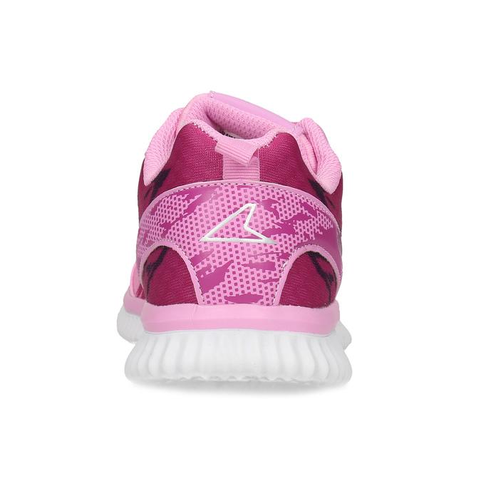 Dětské růžové sportovní tenisky power, růžová, 409-5260 - 15