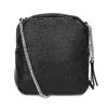 Černá Crossbody kabelka s řetízkem a se cvoky bata, černá, 961-6965 - 16