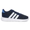 Dětské úpletové tenisky modré adidas, modrá, 109-9243 - 19