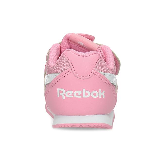 Dětské dívčí tenisky růžové reebok, růžová, 101-5128 - 15