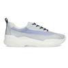 Modré kožené dámské tenisky vagabond, modrá, 546-9059 - 19