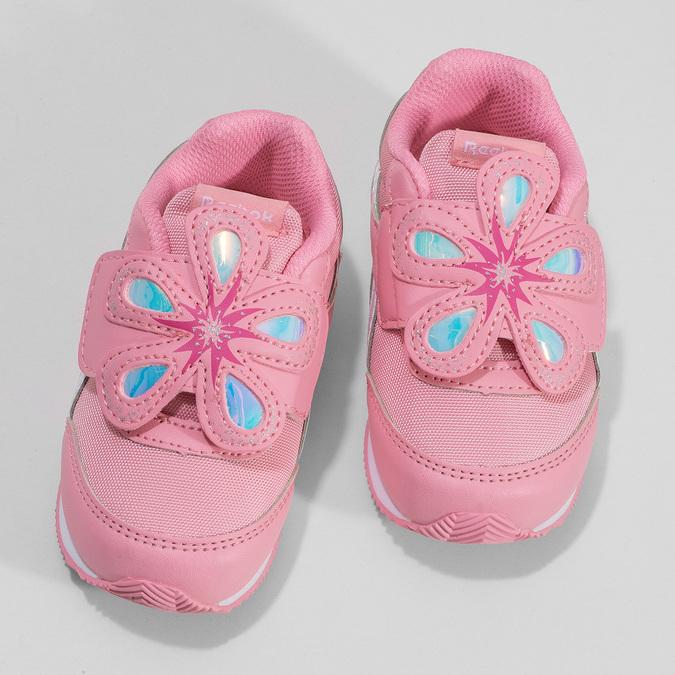 Dětské dívčí tenisky růžové reebok, růžová, 101-5128 - 16