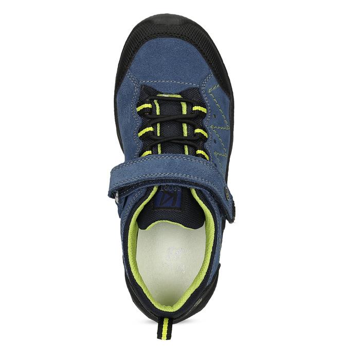 Tenisky v outdoorovém stylu mini-b, modrá, 413-9648 - 17