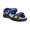 Dětské sandály modré richter, modrá, 361-9109 - 13
