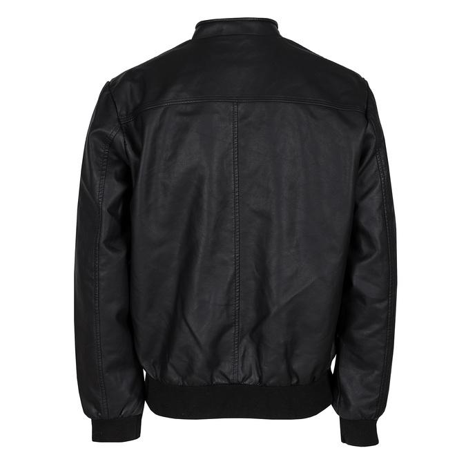 Černá jarní pánská bunda bata, černá, 971-6229 - 26