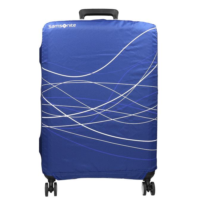 Obal na kufr samsonite, modrá, 960-9030 - 26