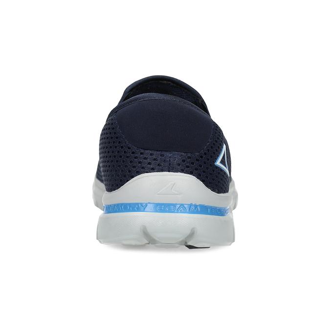 Pánské sportovní Slip-on power, modrá, 809-9318 - 15