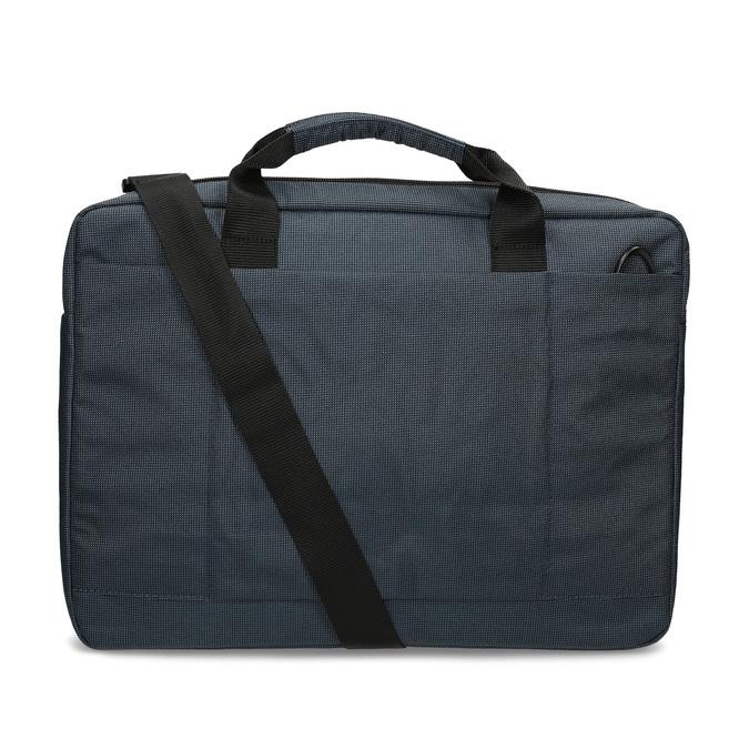 Modrá taška na pracovní cesty samsonite, modrá, 960-9068 - 16