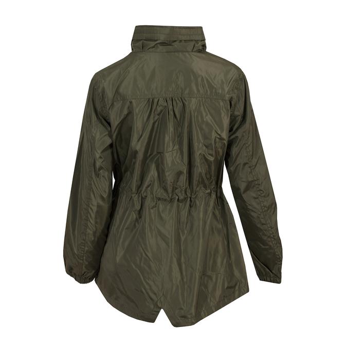 Dámská khaki parka bata, zelená, 979-7277 - 26
