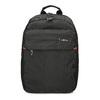 Černý kvalitní cestovní batoh samsonite, černá, 960-6056 - 26