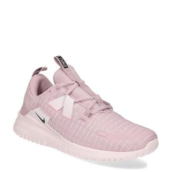 Růžové dámské tenisky ve sportovním stylu nike, růžová, 509-5112 - 13