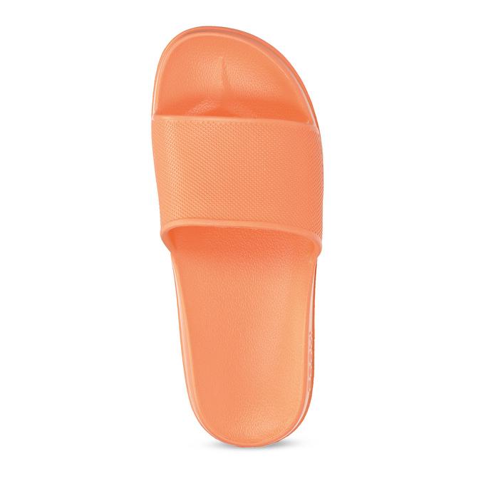 Dámské nazouváky oranžové coqui, oranžová, 572-8669 - 17