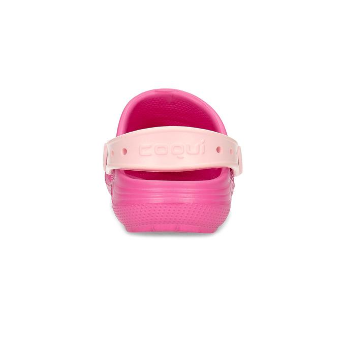 Růžové dětské sandály coqui, růžová, 272-5610 - 15