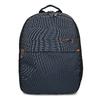 Modrý cestovní batoh s oranžovými detaily samsonite, modrá, 960-9056 - 26