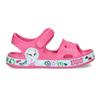 Růžové dětské sandály coqui, růžová, 172-5600 - 19