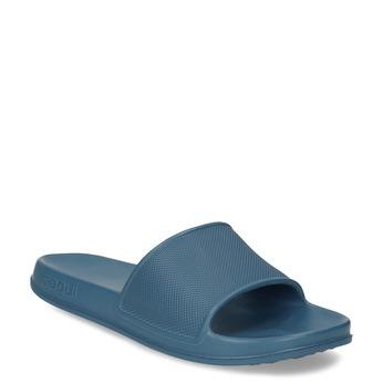Dětské modré nazouváky coqui, modrá, 472-9611 - 13
