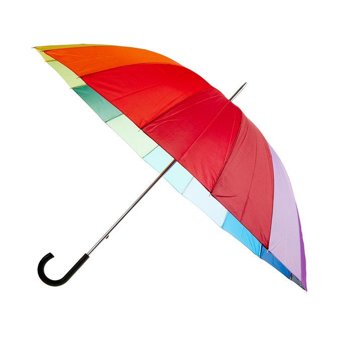 Barevný rodinný deštník doppler, vícebarevné, 909-0186 - 13