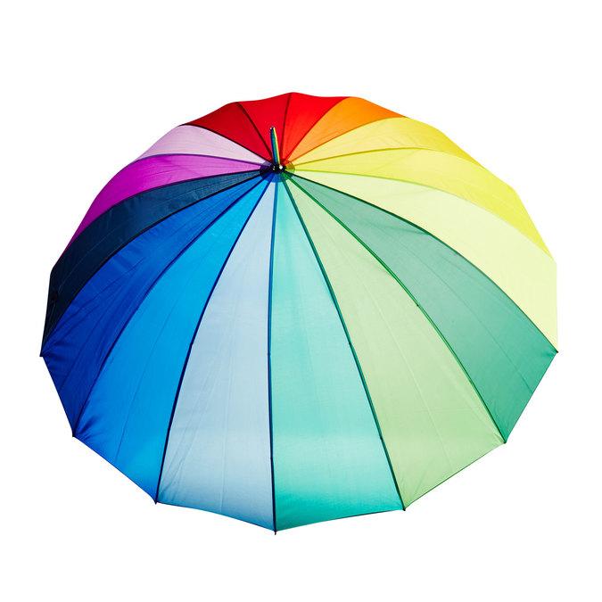 Barevný rodinný deštník doppler, vícebarevné, 909-0186 - 26