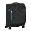 Cestovní textilní černý kufr roncato, černá, 969-6727 - 13