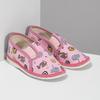 Dětské růžové přezůvky se vzorem bata, růžová, 179-5631 - 26