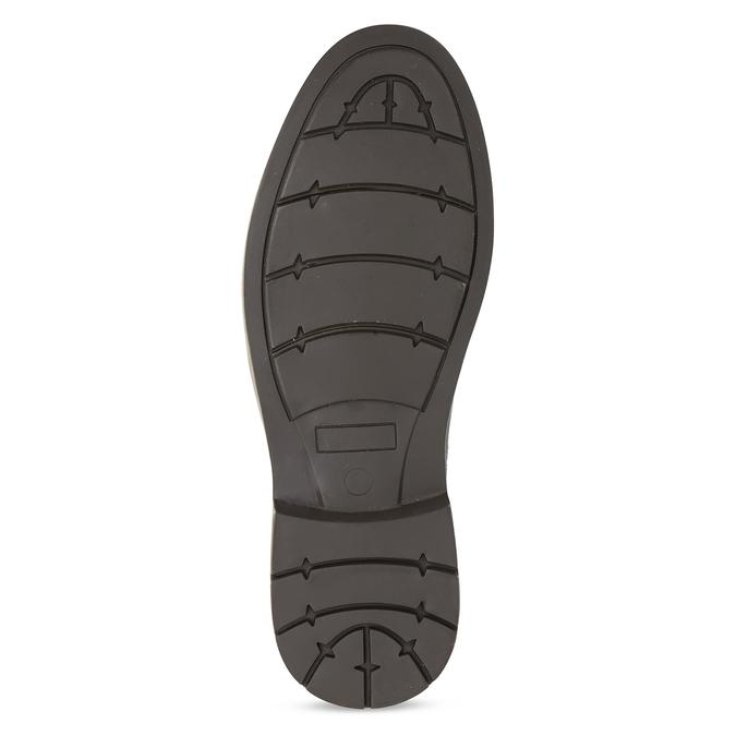 Kotníčková pánská Chelsea obuv bata-red-label, hnědá, 821-4669 - 18