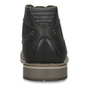 Hnědá pánská kotníčková obuv bata-red-label, hnědá, 821-6668 - 15