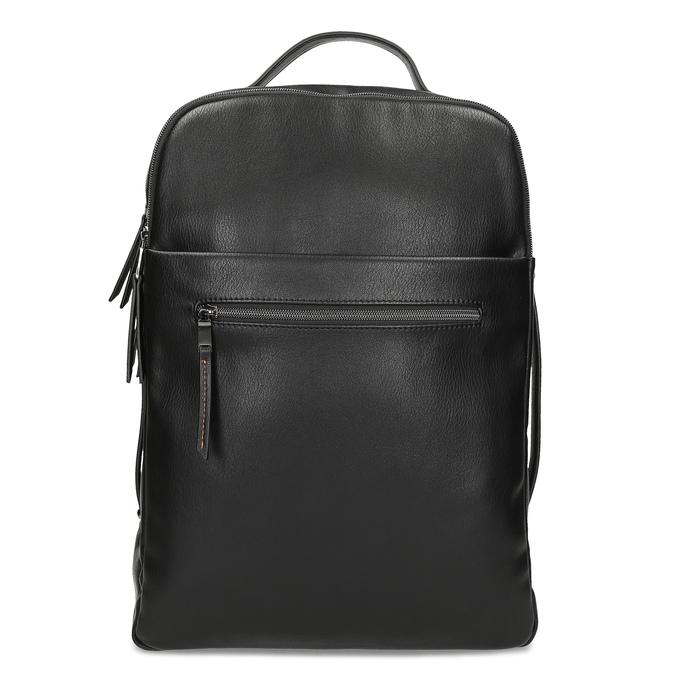 Černý pánský městský batoh bata, černá, 961-6995 - 26