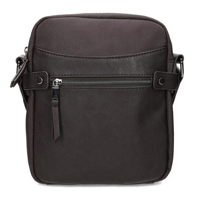 Hnědá pánská Crossbody taška bata, hnědá, 969-4793 - 26