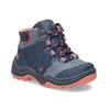 Dětská modrá kotníčková obuv bubblegummers, modrá, 111-9720 - 13