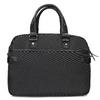 Pánská černá taška s popruhem bata, černá, 969-6792 - 26