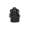 Černé dámské mokasíny kožené bata, černá, 534-6601 - 15