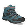 Modrá dětská kotníčková Outdoor obuv weinbrenner, modrá, 419-9621 - 13