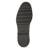Hnědá pánská kožená Chelsea obuv bata, hnědá, 816-3629 - 18
