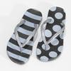 Dámské žabky černé coqui, stříbrná, 572-2662 - 16