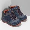 Dětská modrá kotníčková obuv bubblegummers, modrá, 111-9720 - 26