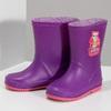 Dětské holínky fialové coqui, fialová, 292-9601 - 16