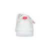 Bílé dětské tenisky na suché zipy adidas, bílá, 301-1270 - 15