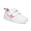 Bílé dětské tenisky na suché zipy adidas, bílá, 301-1270 - 13