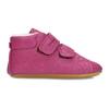 Růžová kožená dětská zimní obuv froddo, růžová, 124-5606 - 19