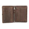 Pánská hnědá peněženka bata, hnědá, 944-4628 - 15