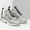Dámské tenisky ve stylu Chunky Sneakers bata, šedá, 541-2612 - 26