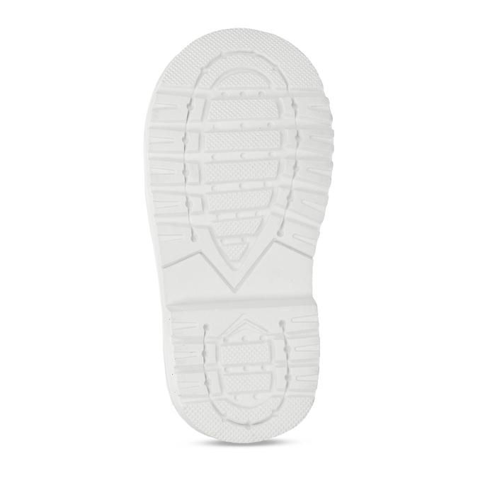 Béžová dětská zimní obuv s kožíškem bubblegummers, šedá, 191-2604 - 18