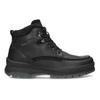 Pánská černá kožená zimní obuv bata, černá, 896-6753 - 19