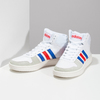 Pánské bílé kotníčkové tenisky adidas, bílá, 801-1327 - 16